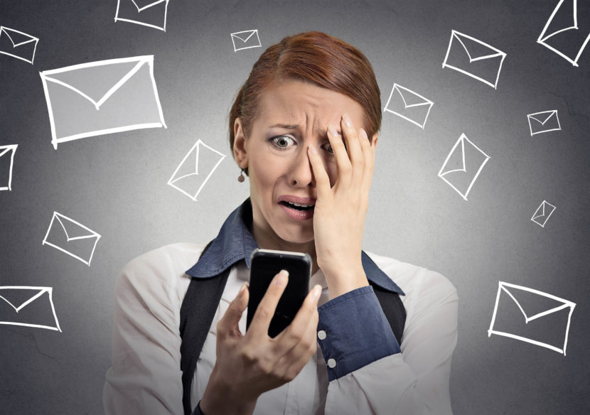 unsubscribe from everything and reduce email stress