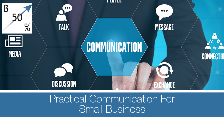 UAR 44   Communication For Small Business