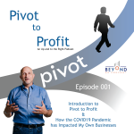 pivot to profit, how small business owners manage crisis